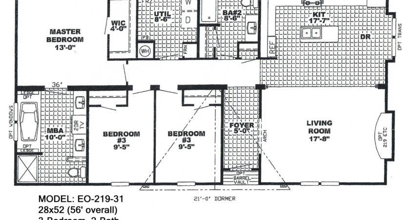 Double Wide Floorplans Bestofhouse