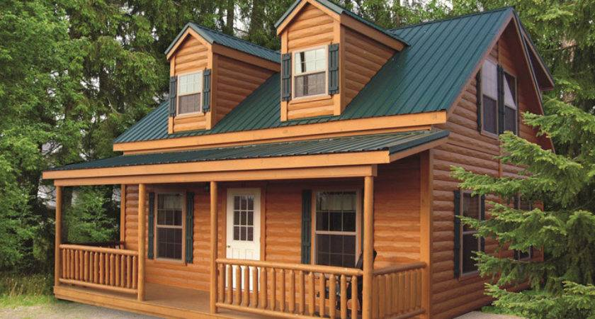 Double Wide Log Cabin Mobile Homes Joy Studio Design