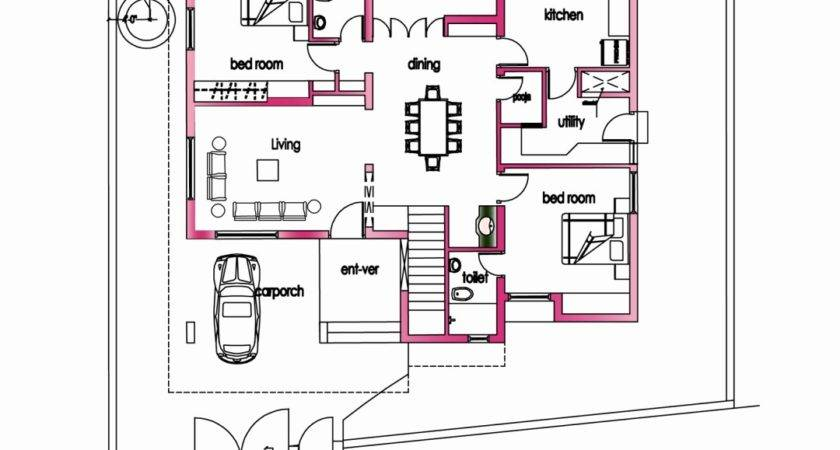 Draw Home Addition Plans Best Ranch