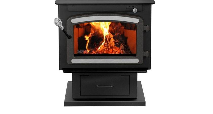 Drolet Classic Blower Wood Stove