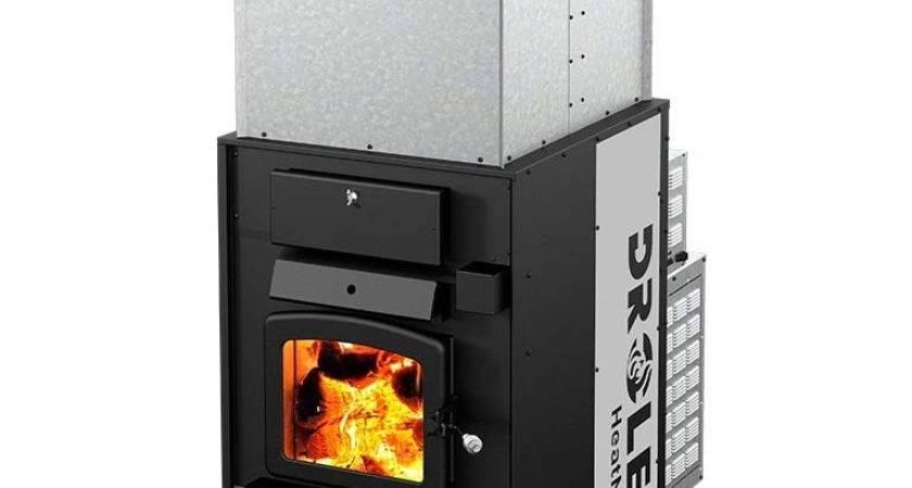 Drolet Heatmax Wood Furnace Homeclick