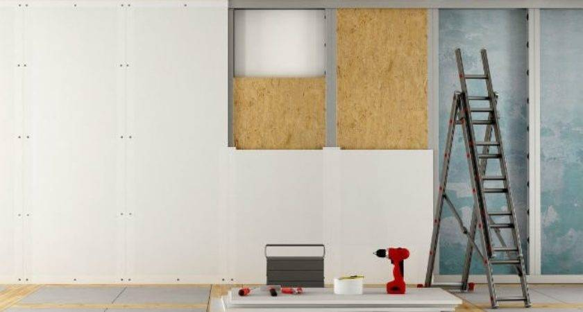 Drywall Plaster Difference Between Popular Wall