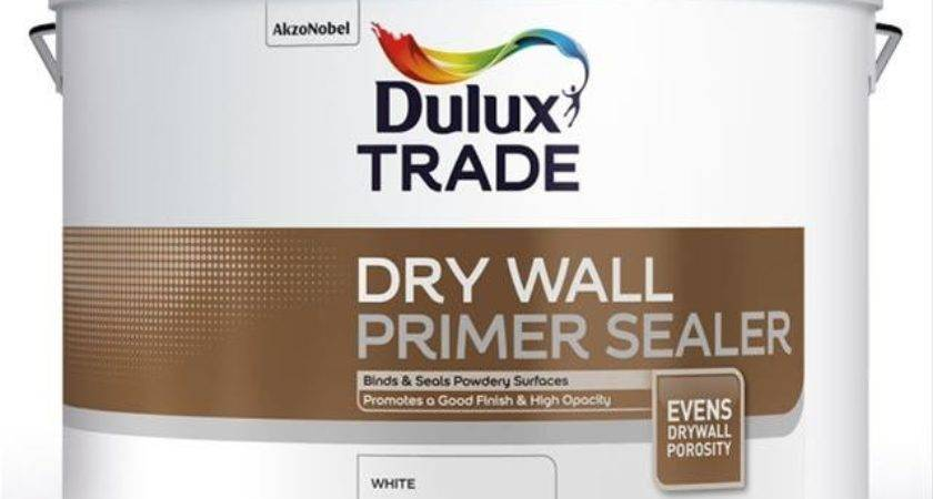 Drywall Primer Sealer Dulux Trade Brand Akzonobel