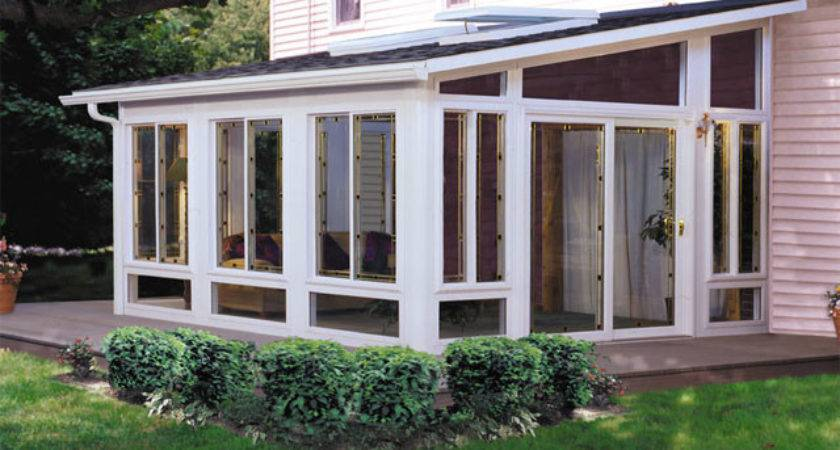 Eagle Windows Doors Four Season Sun Rooms Action