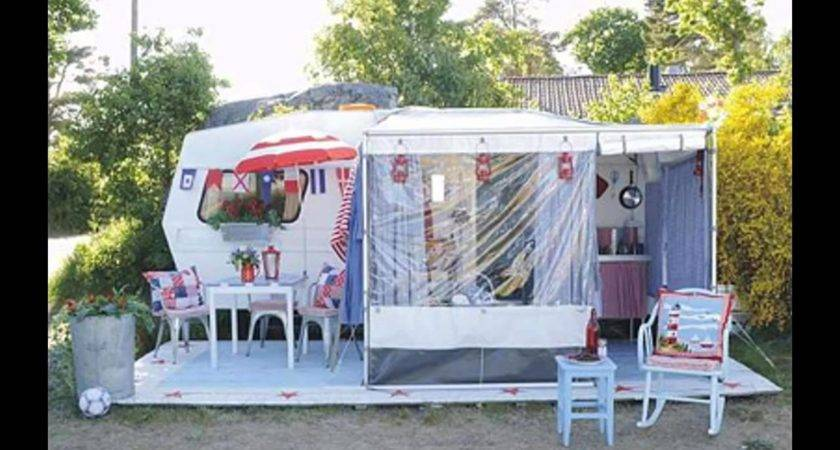 Easy Camper Decorating Ideas Youtube