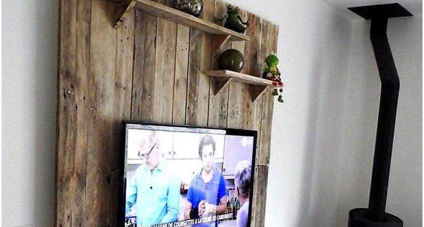 Easy Make Wood Pallet Furniture Ideas