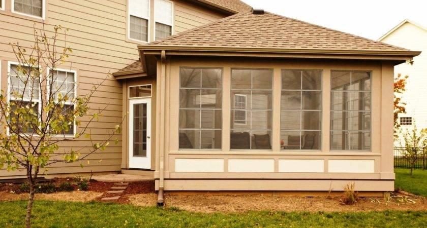 Easy Screen Porch Plans Designs Ideas Emerson