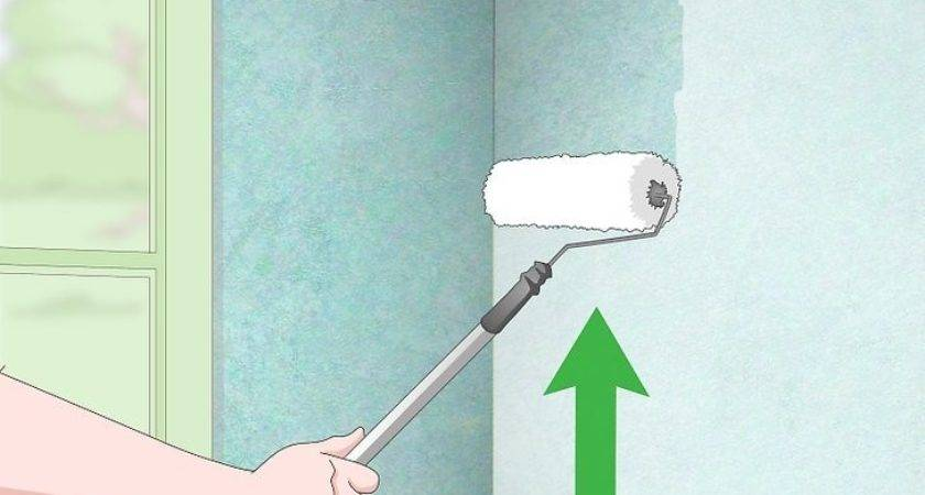 Easy Ways Paint Over Wikihow