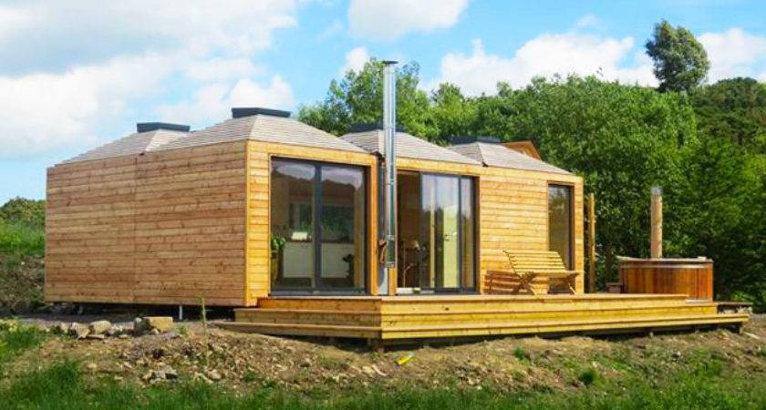 Echo Modular Off Grid Eco Pods Inhabitat Green