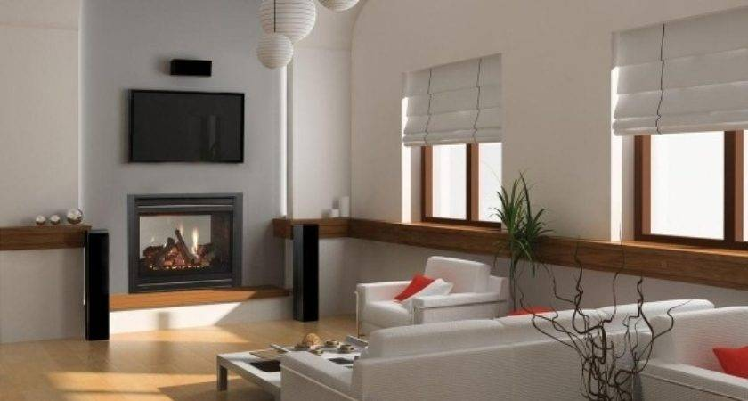 Electric Fireplace Small Living Room