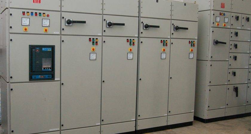 Electrical Control Switch Panel Manufacturers Company