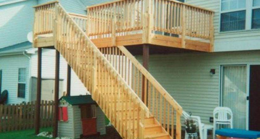Elevated Deck Plans Easy Treehouse Diy Ideas