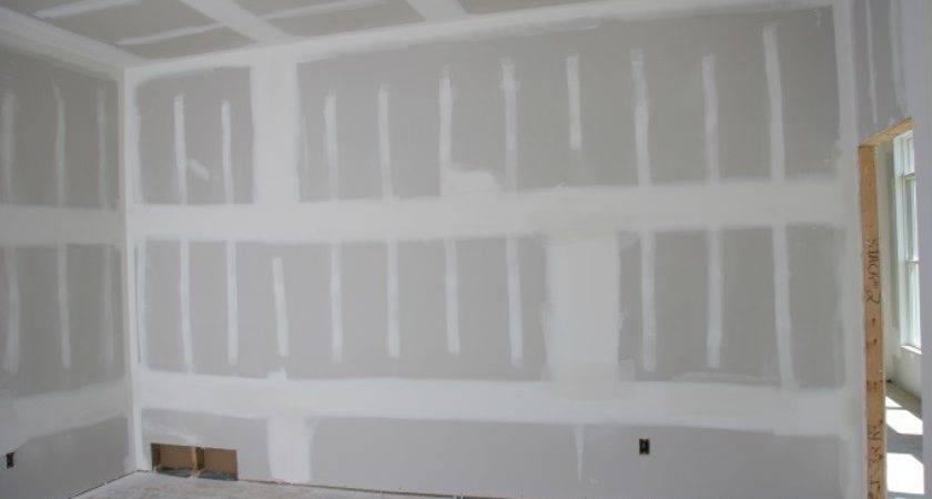 Eliminating Problems Drywall Butted Seams