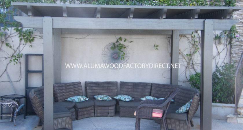 Elitewood Aluminum Patio Covers Alumawood