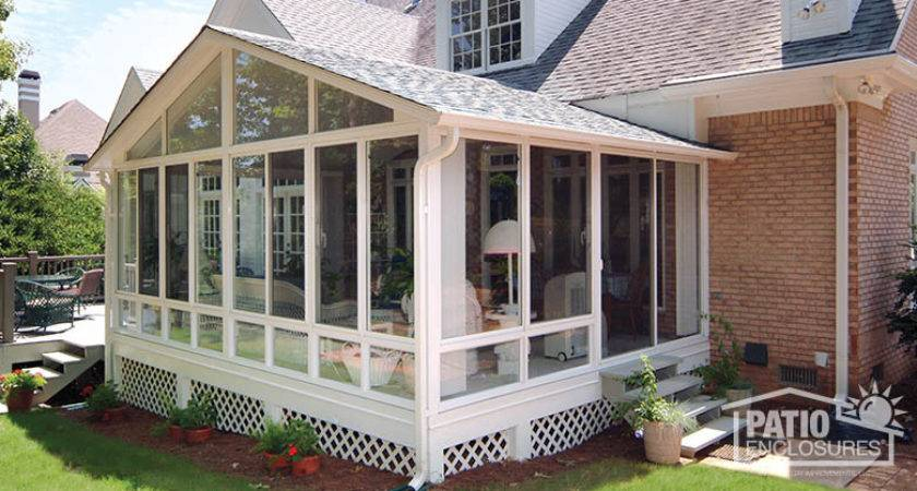 Enclose Patio Porch Deck