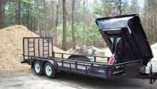 Enclosed Landscape Trailer Ideas Home Design