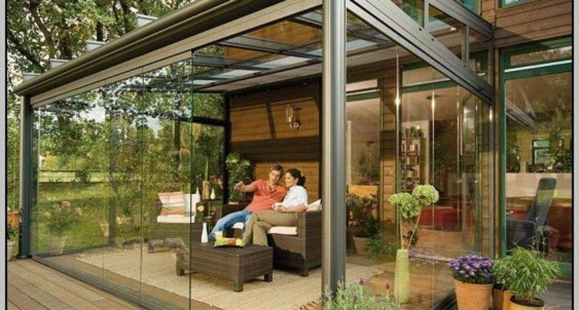 Enclosed Patio Ideas Budget Patios Home Design