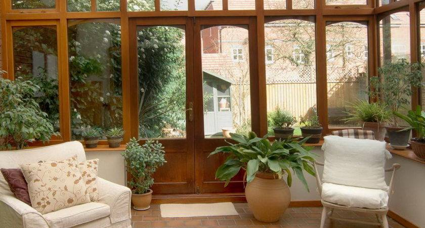 Enclosed Patio Ideas Budget