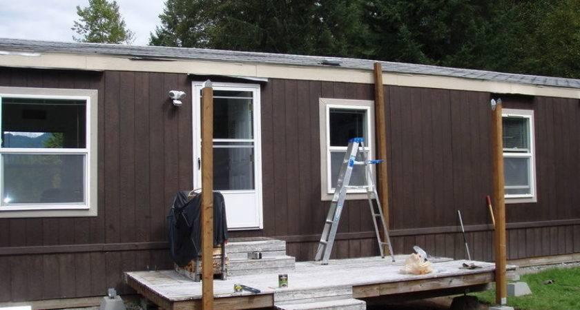 Enclosed Porches Mobile Homes Home Design Ideas