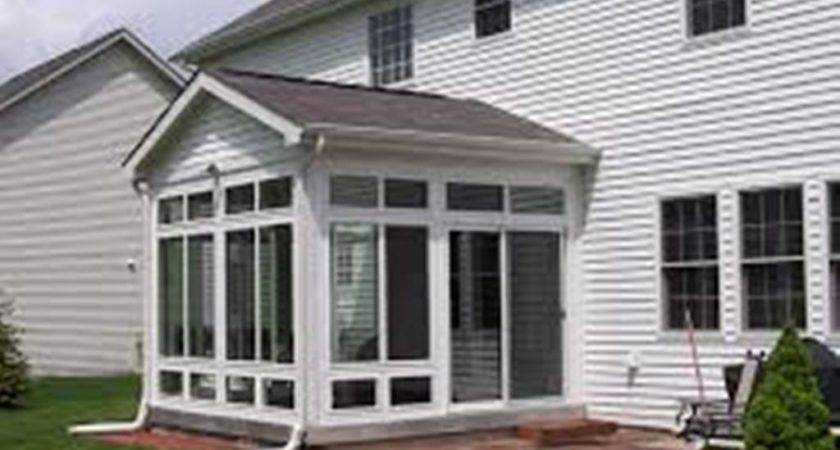 Enclosing Porch Living Space Ideas Karenefoley