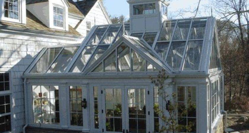 English Classic Victorian Conservatories Style