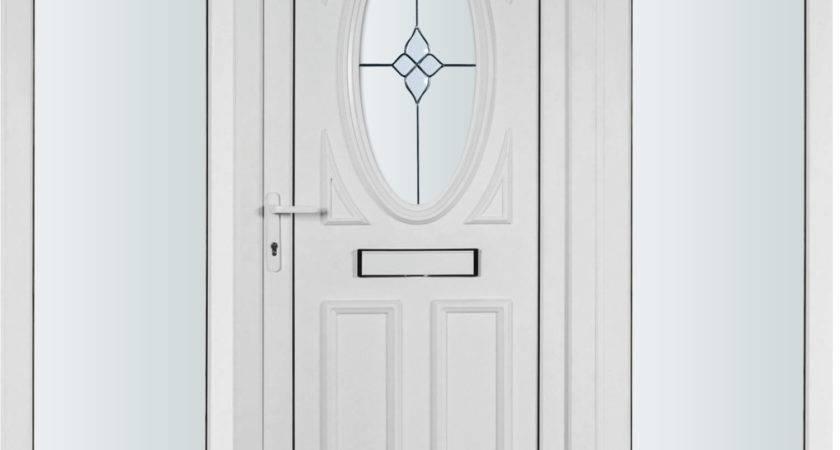 Essentials Buttermere Upvc Exterior Door Double Wide