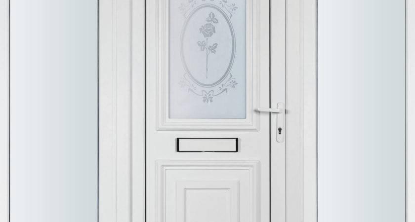 Essentials Derwent Upvc Exterior Door Double Wide