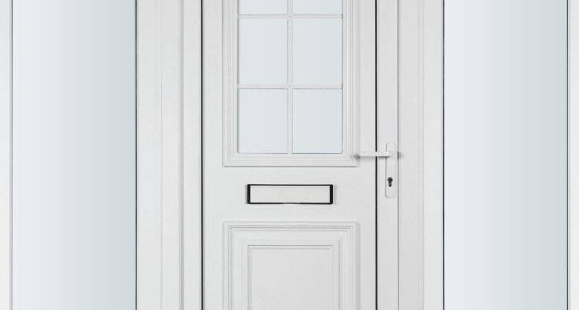 Essentials Kendal Upvc Exterior Door Double Wide Side