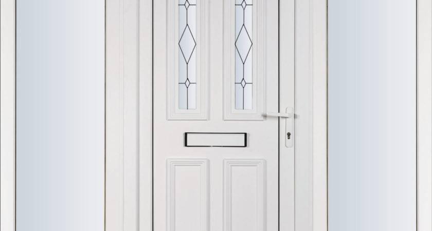 Essentials Lancaster Upvc Exterior Door Double Wide