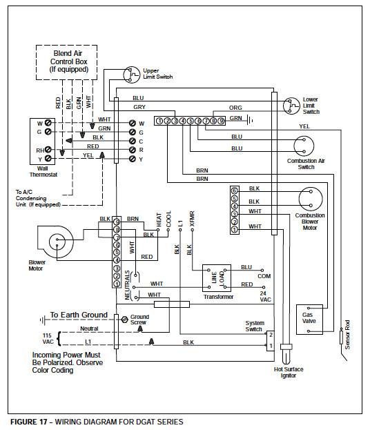 Evcon Gas Furnace Wiring Diagrams Get