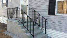 Everything Need Know Mobile Home Steps
