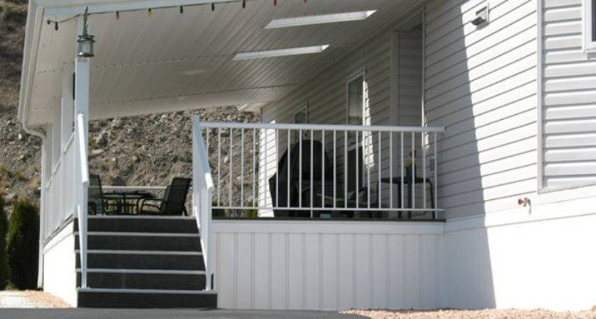 Example Mobile Home Skirting Vinyl