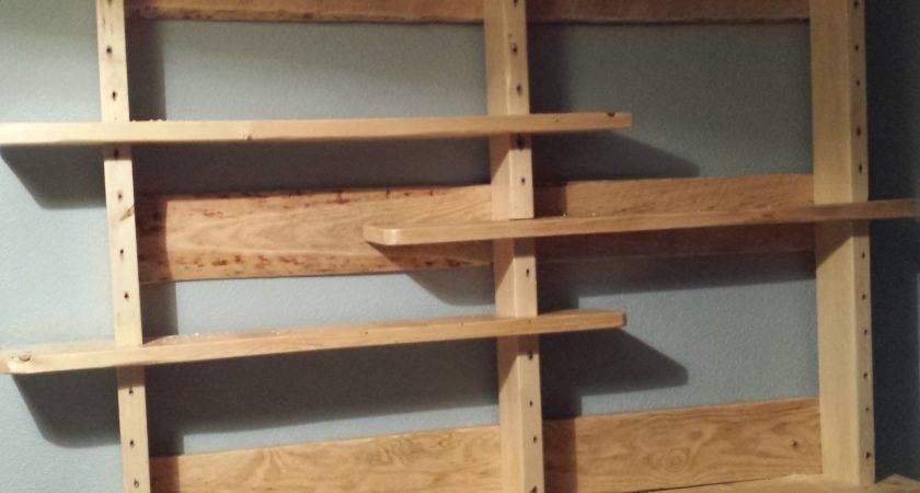 Excellent Bathroom Shelves Made Out Pallets Eyagci