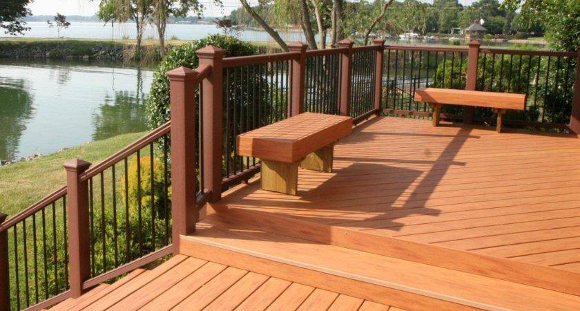 Exceptional Outdoor Deck Designs Design