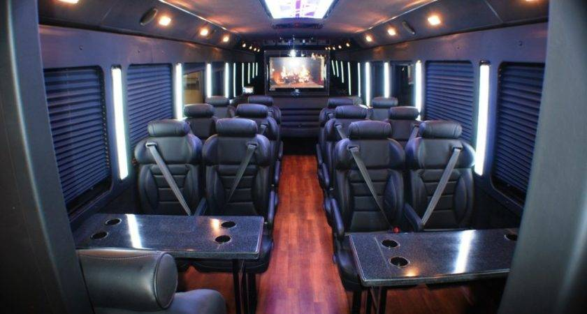 Executive Limo Bus Rixos Transportation