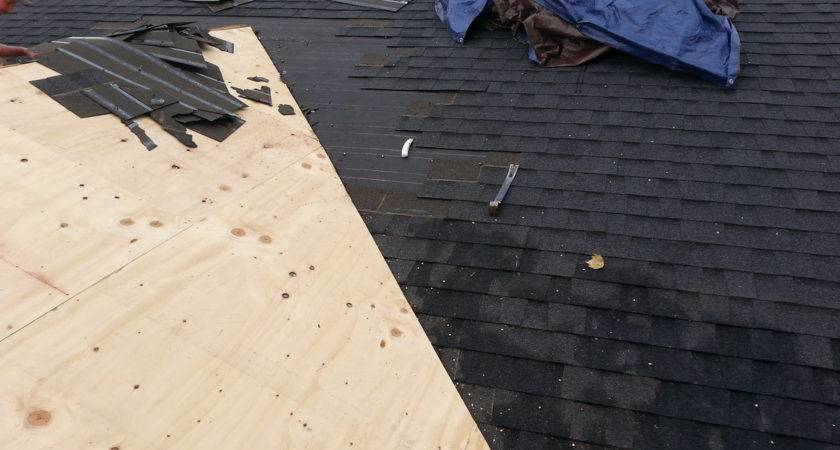 Existing Roof