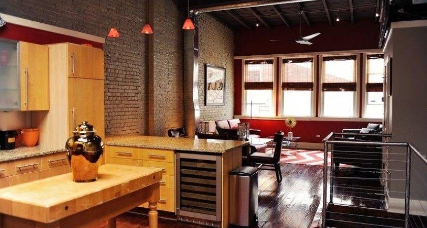 Exposed Brick Foot Ceilings Not Your Typical