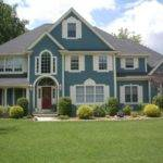 Exterior Color Schemes Gray Accents Traba Homes