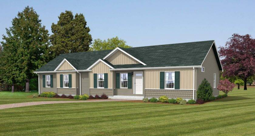 Exterior Commodore Homes Indiana