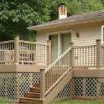 Exterior Deck Skirting Optimizing Home Decor Ideas
