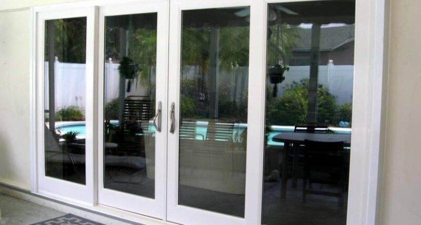 Exterior Double Sliding Glass Doors Pilotproject