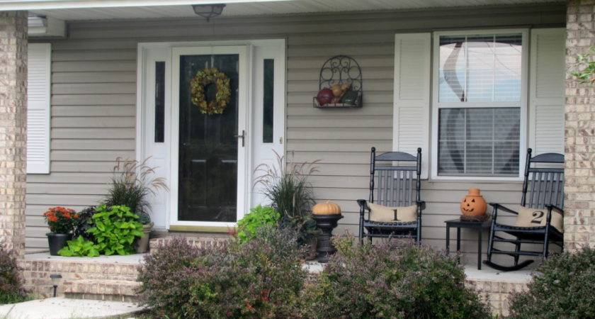 Exterior Front Porch Patio Furniture Post List Lullabycasa