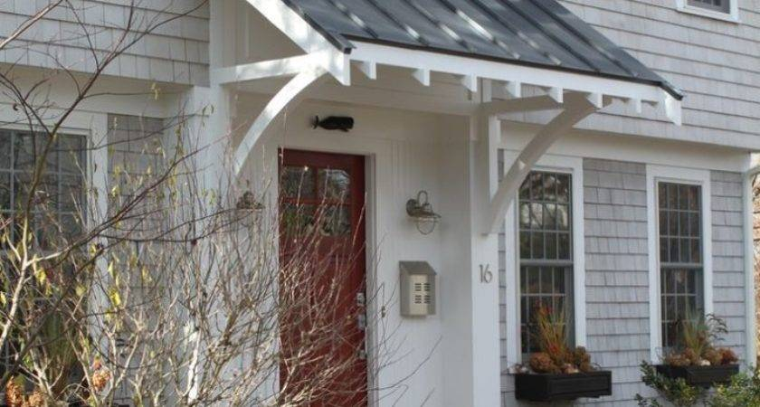 Exterior Planning Front Porch Awnings Pvc Canopy