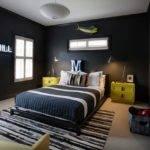 Eye Catching Wall Cor Ideas Teen Boy Bedrooms