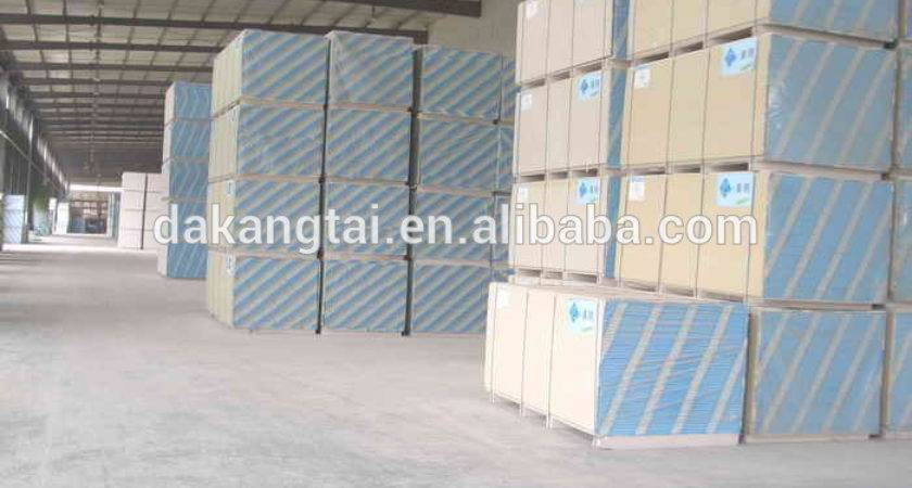 Factory Good Quality Vinyl Coated Gypsum Board Buy
