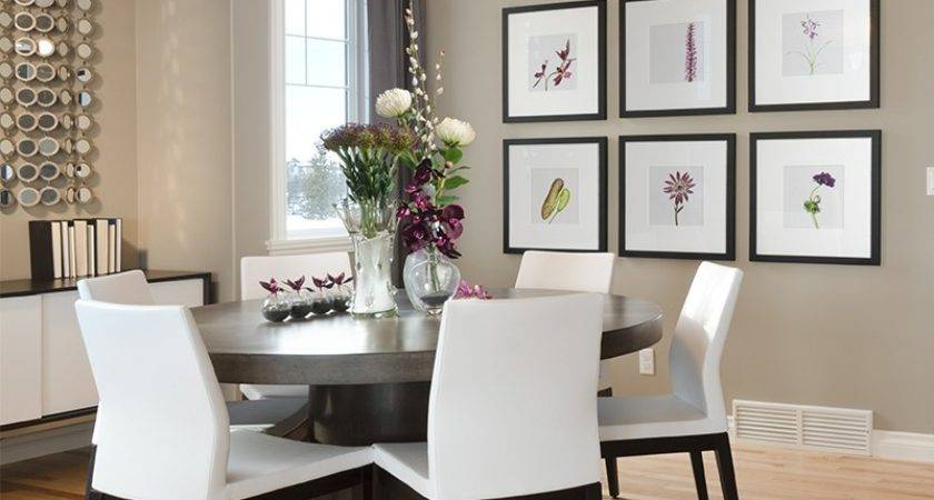 Fascinating Show Home Dining Room Ideas Best Idea