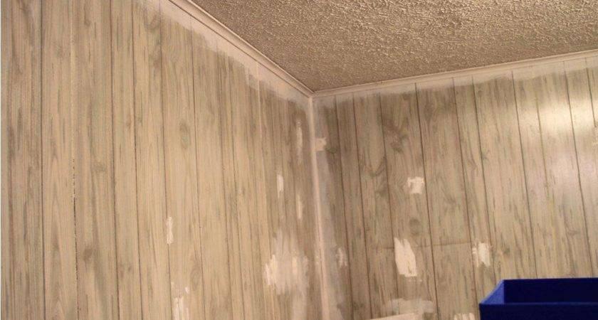 Faux Barn Wood Paneling Walls Best House Design