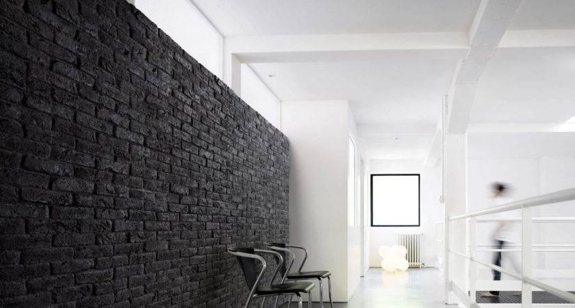 Faux Brick Panels Minimalist Paneling