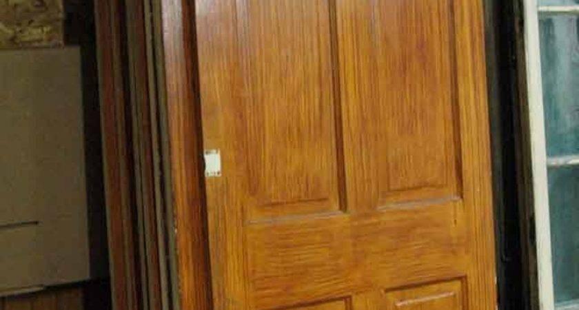 Faux Painted Panel Doors Olde Good Things