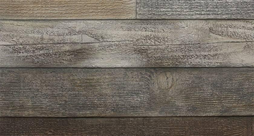 Faux Reclaimed Wood Panels Latest Fauxwoodbeams